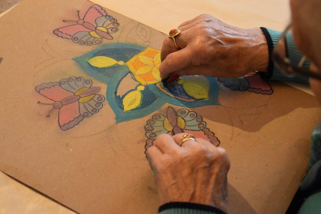 Het Momentum schilderworkshop