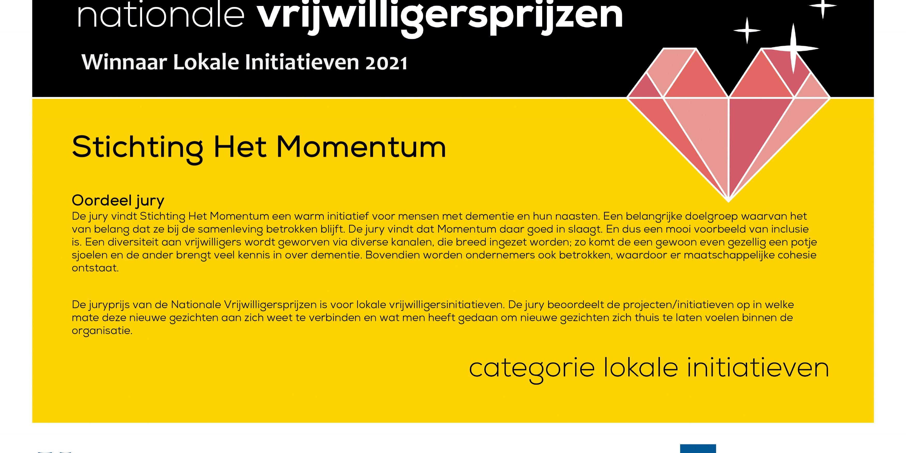 080621 Stichting Momentum juryrapport definitief