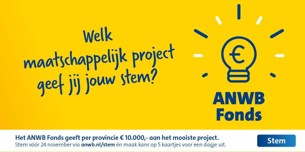 ANWB Fonds campagne - Facebook