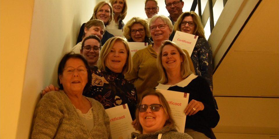 Workshop Momentum voor vrijwilligers en mantelzorgers